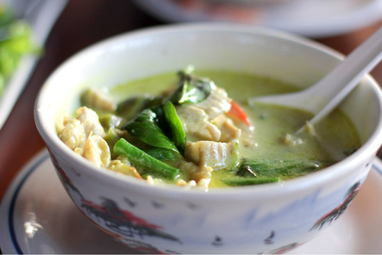 thailand s food a photo essay to lubricate your saliva glands  green thai curry