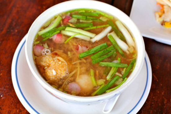 thailand s food a photo essay to lubricate your saliva glands  sweet and sour soup