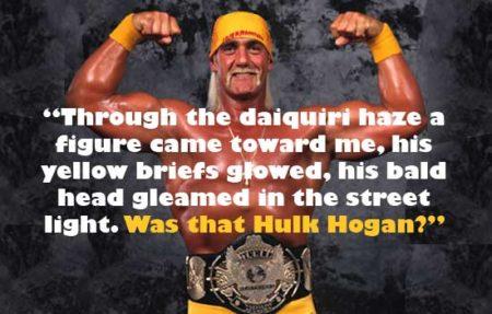 Saved By Hulk Hogan
