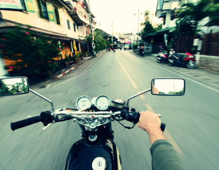 One Last Attempt at Motorcycle Touring