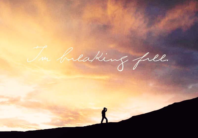 I'm Breaking Free – FearfulAdventurer.com
