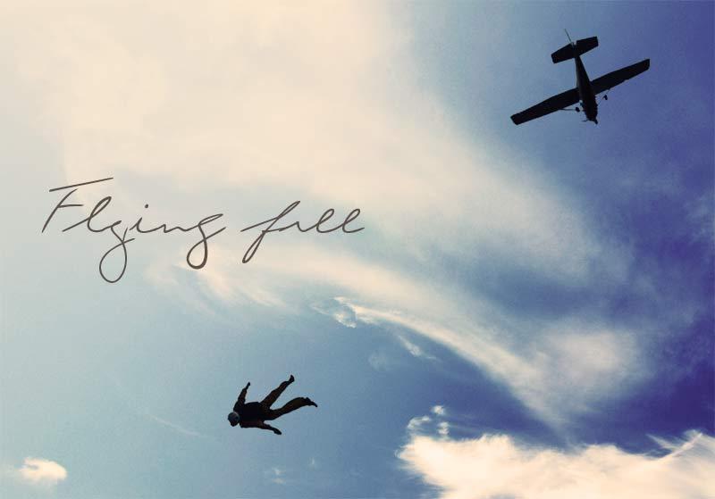 Flying Free – FearfulAdventurer.com