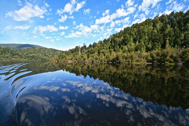 Gordon River Tasmanian Wilderness