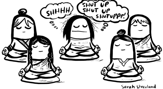 Vipassana Quiet
