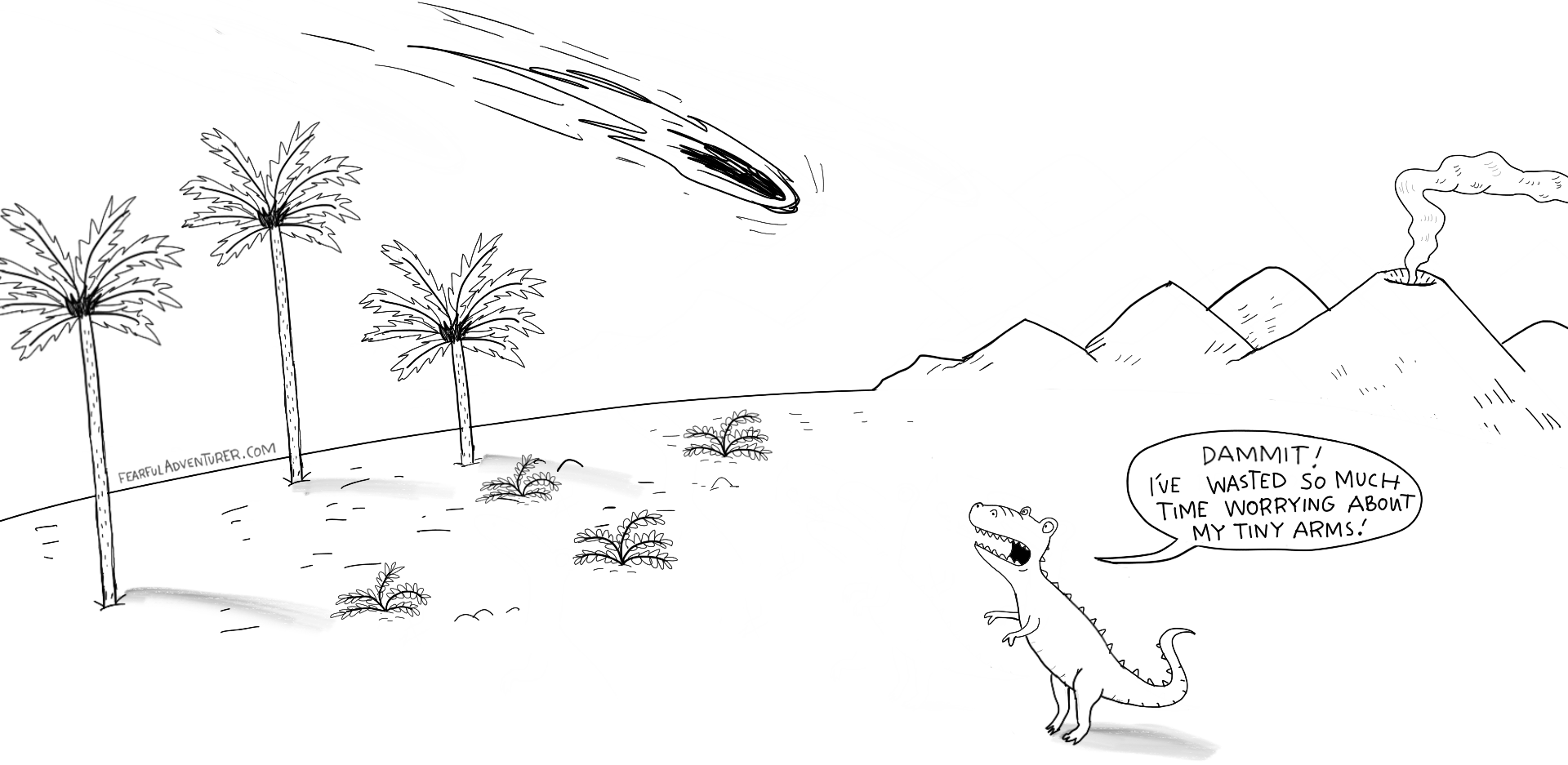 End of dinosaurs