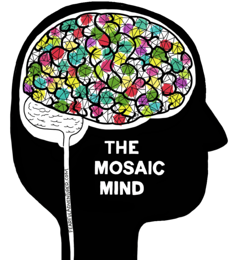 The mosaic mind